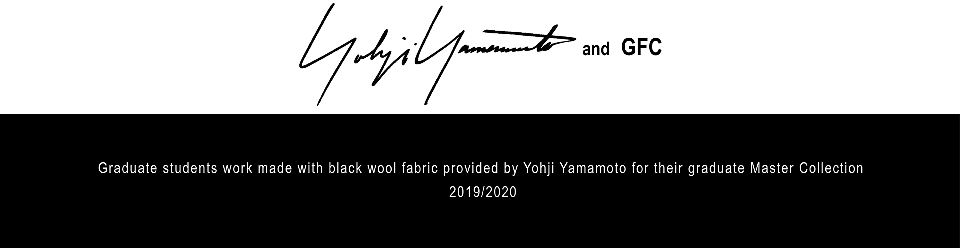 yohji and GFC 2019